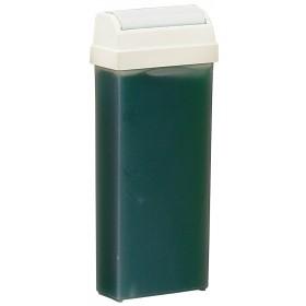 7410127 Cartouche de cire Verte peaux sensibles 100ml