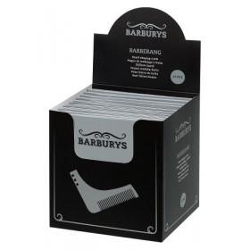 8482210 Barburys - Présentoir 12 Peignes Boomerang