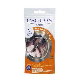 8982502 Bâton cheveux gris CHÂTAIN 28gr