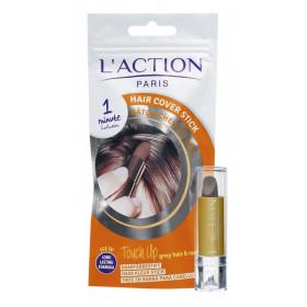 8982503 Bâton cheveux gris CHÀTAIN FONCE 28gr