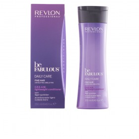 BE FABULOUS Daily Care Conditioner léger  C.R.E.A.M. cheveux fins 250ml