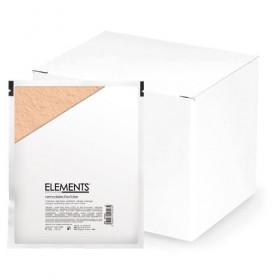 ELEMENTS Masque Alginates Spécifique Visage - Exfolier 12 x 30g