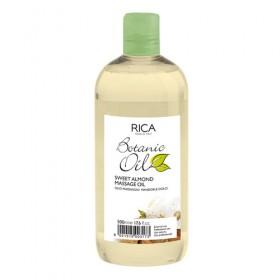 RICA Huile de Massage à l'huile d'Amande douce 500ml