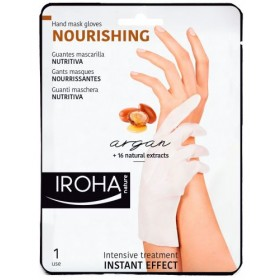 IROHA  Hand mask gloves NOURISHING 2x9ml