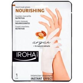 IROHA  Hand mask gloves NOURISHING 2x9ml