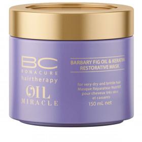 OIL MIRACLE Barbary Fig Oil & Keratin Restorative Mask 150ml