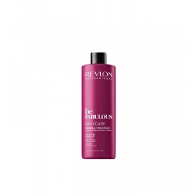 BE FABULOUS Daily Care Shampooing C.R.E.A.M cheveux normaux & épais 1000ml