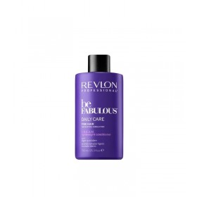 BE FABULOUS Daily Care Conditioner léger  C.R.E.A.M. cheveux fins 750ml