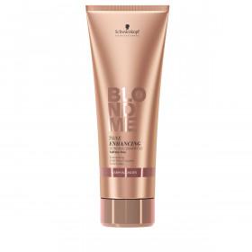 BLOND ME Enhance Bonding Shampoo Warm Blondes 250ml