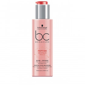 BC BONACURE Peptide Repair Rescue Blow-Defense 145ml