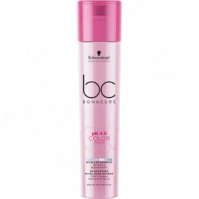 BC BONACURE Shampooing micellaire argent  250ml