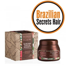 Brazilian Secrets Hair - Sublime Touch Masque 250 g - Pro Keratin