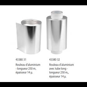 Rouleau ALU- BIG ROLL - 14 microns