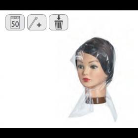 5011031 DISPOSABLE Bonnets mèches avec 1 crochet 50pcs