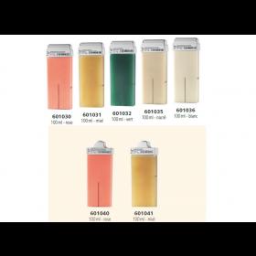 CARTOUCHES de cire tiède à épiler liposoluble - 100ml