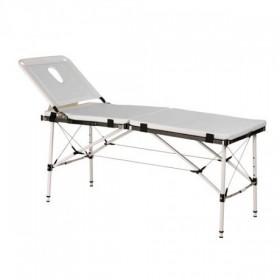 7309001 LORENZO Lit de massage ultraléger et stable
