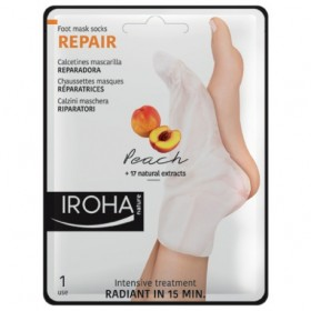 IROHA Foot mask socks repair 2 x 9ml