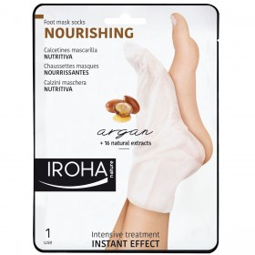 IROHA Foot mask socks nourishing 2 x 9ml
