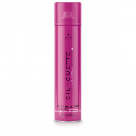 SILHOUETTE Color Brillance Hairspray Super Hold - Spray Brilliance Couleur Fixation Ultra Forte 300ml