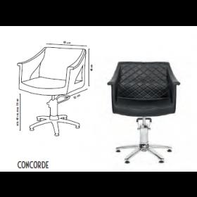 0190100 CONCORDE Fauteuil de coupe