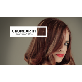 CROMEARTH Red Ocher (Blond cuivré) Mask 1000ml