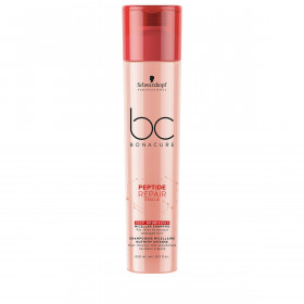 BC BONACURE Peptide Repair  Rescue Deep Nourishing Micellar Shampoo 250ml