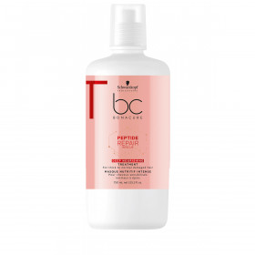 BC BONACURE Peptide Repair Rescue Deep Nourishing Treatment 750ml