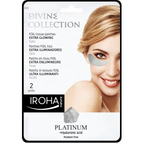 IROHA FOIL Tissue patches EXTRA GLOWING Eyes - DIVINE COLLECTION