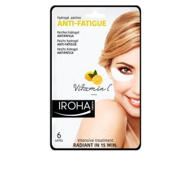IROHA Hydrogel patches 6 units Anti-fatigue 3 x 3.2 gr