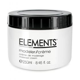 ELEMENTS Crème de modelage 250ml