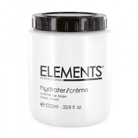 ELEMENTS Crème de base hydratante 1000ml