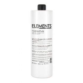 ELEMENTS Huile de Massage Visage et Corps 1000ml
