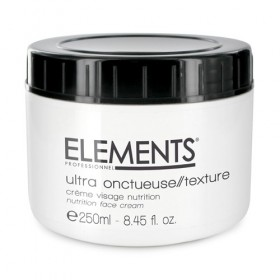 ELEMENTS Crème Visage Nutrition 250ml