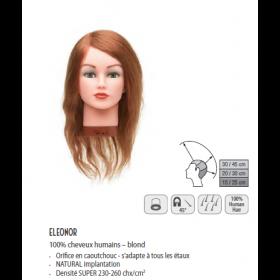 0030641 Tête d'apprentissage Eleonor blonde