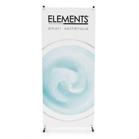 ELEMENTS Kakemono 70 x 160cm