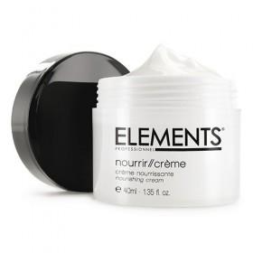 ELEMENTS Crème de modelage 40ml