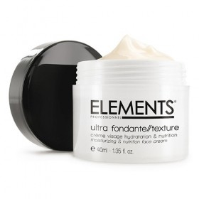 ELEMENTS Crème Visage Hydratation & Nutrition 40ml