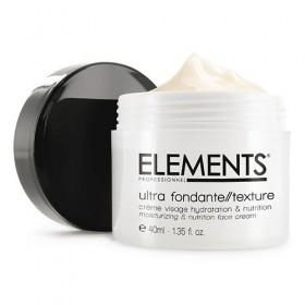ELEMENTS Crème Visage Hydratation & Nutrition 40ml