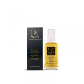 OR & ARGAN Fluide illuminant Or 24k & Huile d'Argan 60ml