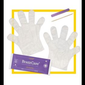 Kit BrazzCare Gants - Manucure sans eau