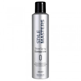 STYLE MASTERS Glamourama Shine spray Fixation et brillance naturelles 300 ml