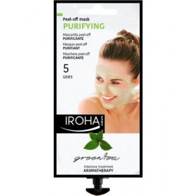 IROHA  Peel-off mask PURIFYING 25 gr