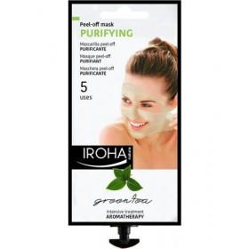 IROHA  Peel-off mask PURIFYING 25 gr