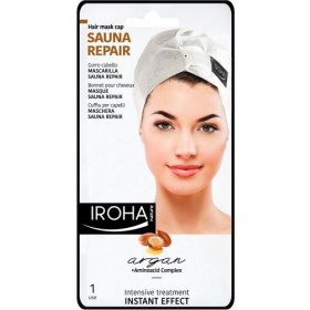 IROHA Hair mask cap SAUNA REPAIR 40 gr