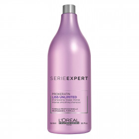 LISS UNLIMITED Shampooing lissage intense SERIE EXPERT 1500ml