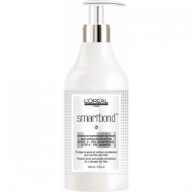 OREAL Smartbond Étape 2 - Pré-Shampooing 500 ml