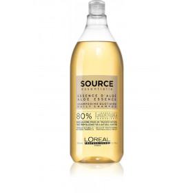 SOURCE Essentielle - Daily Shampoo -  Quotidien - Feuilles d'Acacia & Essence d'Aloé 1500ml