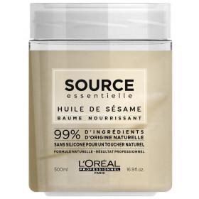 SOURCE Essentielle - Nourishing Mask  - Baume Nourrissant - Huile de Sésame 500ml