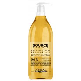 SOURCE Essentielle Nourishing Shampoo - Nourrissant - Fleurs de jasmin et huile de sésame 15000ml