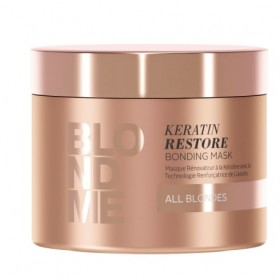 BLOND ME masque rénovateur à la kératine ( all blondes ) 200ml